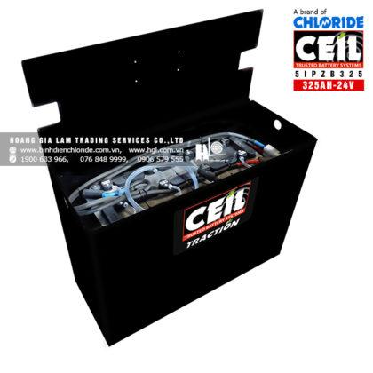 Bình điện xe nâng chloride 24V-325Ah