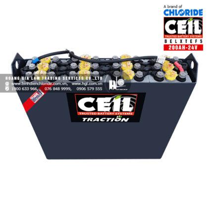 Bình điện xe nâng CEIL (Chloride) 24V - 200Ah BELXTEF5